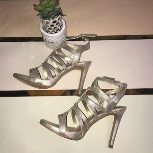 Maripe Mimi Gold Heels !!!
